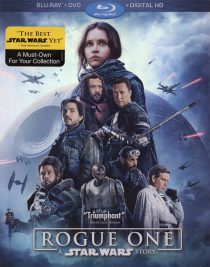 Rogue One: A Star Wars Story Blu-ray + DVD + Digital HD