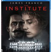The Institute Blu-ray