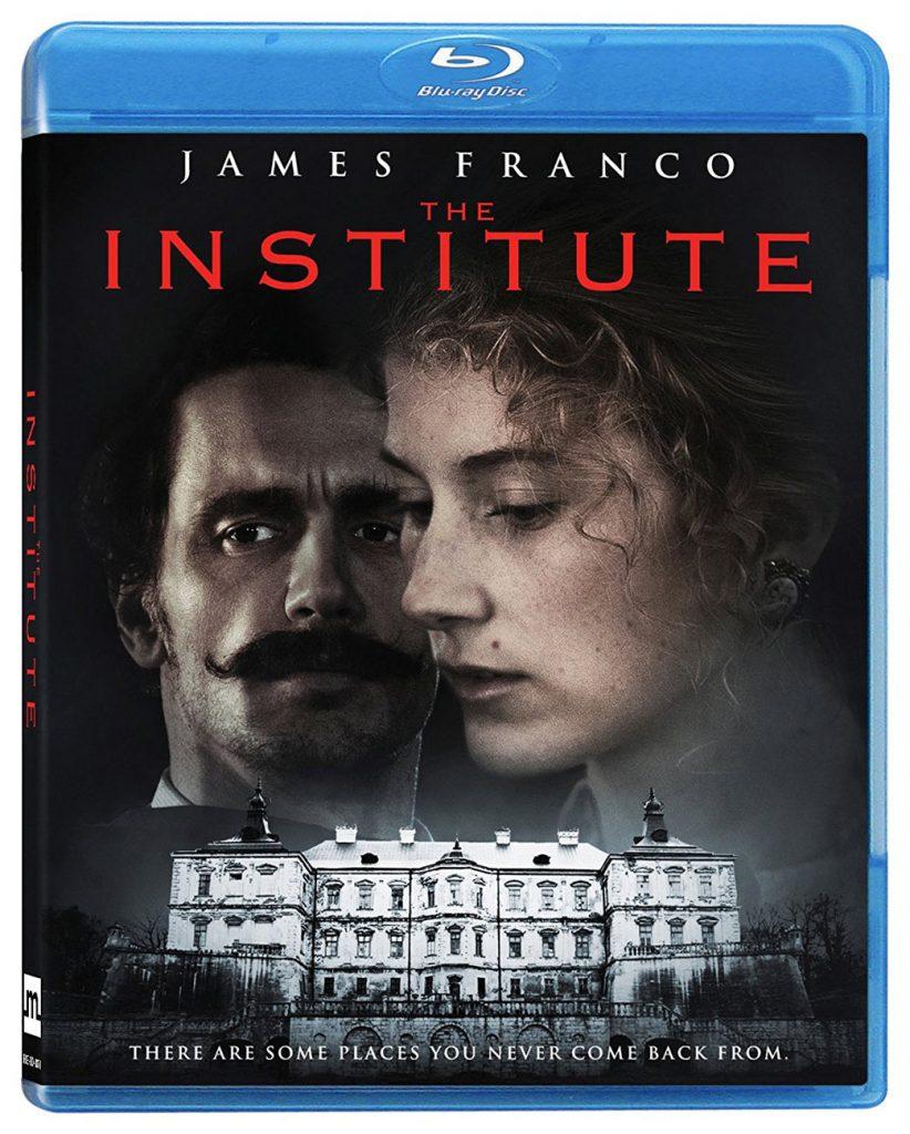 The Institute Blu-ray