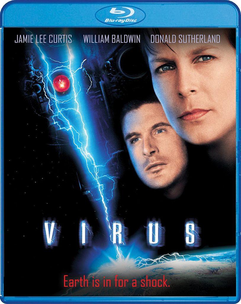 Virus Blu-ray