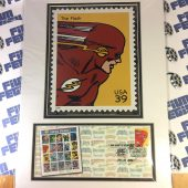 SDCC 2006 The Flash USPS FDI First Day Issue Super Hero Stamp Carmine Infantino DC Comics