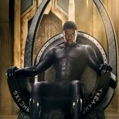 Was that the first trailer for #BlackPanther I just watched during Game 4 of the NBA Finals?