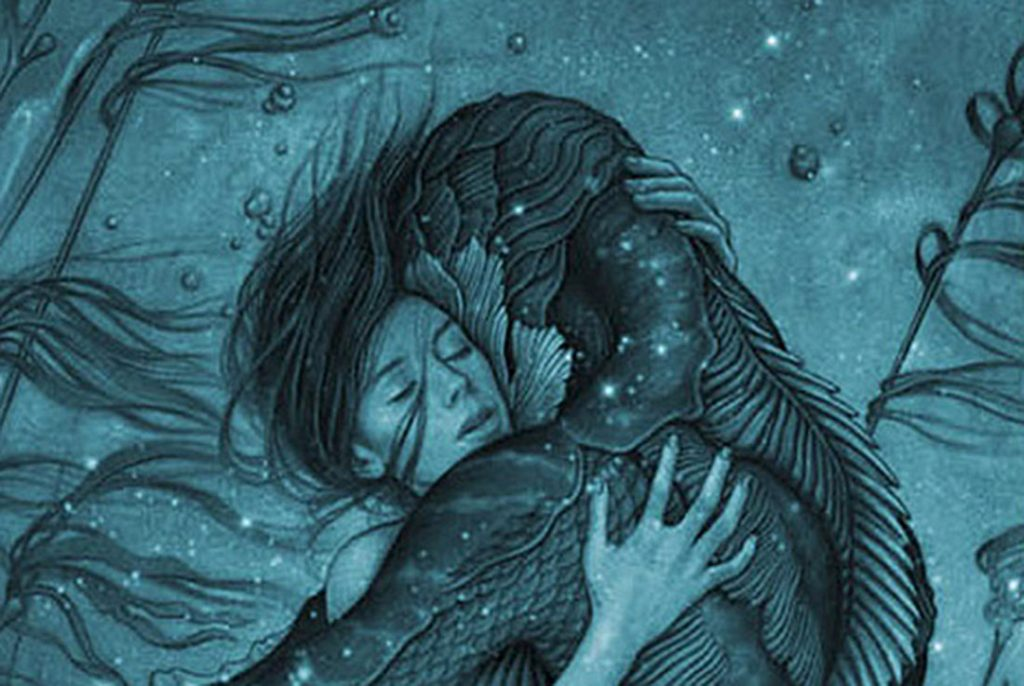 First trailer and poster for Guillermo Del Toro's The Shape of Water