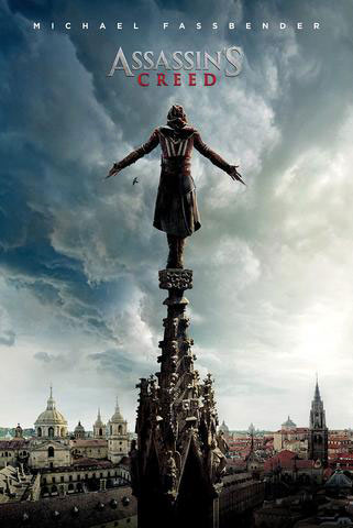 Assassin's Creed 24 x 36 inch Movie Poster