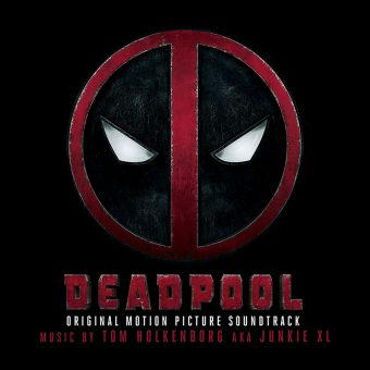 Deadpool Original Soundtrack Album 2-LP, 180 gram Red/Black Starburst Vinyl