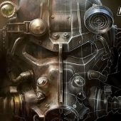 Fallout 4 Game Poster 36 x 24 inches