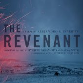 The Revenant Original Motion Picture Soundtrack by Ryuichi Sakamoto Limited Edition 2-LP Set with Download Card, Alejandro Gonzalez Inarritu