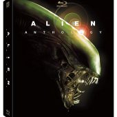 Alien Anthology 6-Disc Blu-ray Set – Alien, Aliens, Alien 3 & Alien Resurrection