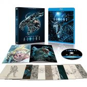 Aliens 30th Anniversary Blu-ray Edition with Collectible Art Cards and Art Book
