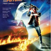 Back to the Future 24 x 36 inch Movie Poster