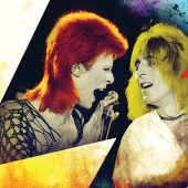 Award-winning filmmaker Jon Brewer's Beside Bowie: The Mick Ronson Story hits theaters this week