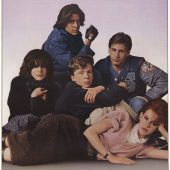 The Breakfast Club One Sheet 24 x 36 inch Movie Poster