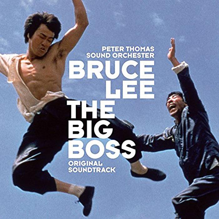 Bruce Lee's The Big Boss Original Soundtrack Album by Peter Thomas