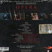 Claudio Simonetti – Opera (Dario Argento) Original Soundtrack 30th Anniversary CD