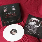 Claudio Simonetti Opera (Dario Argento) Original Soundtrack 30th Anniversary Limited Colored Vinyl with Gatefold Poster