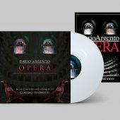 Claudio Simonetti Opera (Dario Argento) Original Soundtrack 30th Anniversary Limited Colored Vinyl with Gatefold Poster