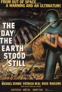 The Day the Earth Stood Still (1951) 24 x 36 inch Movie Poster