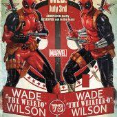 The Battle of the Chumpions Deadpool Kills Marvel's Deadpool 22 x 34 Inch Poster