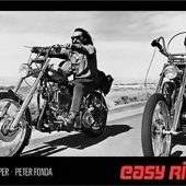 Easy Rider 36 x 24 inch Movie Poster