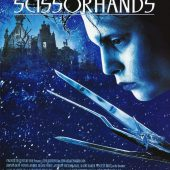Edward Scissorhands 24 x 36 Movie Poster