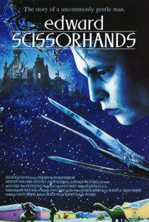 Edward Scissorhands 24 x 36 Movie Poster