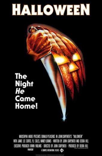 Halloween 24 x 36 inch Movie Poster