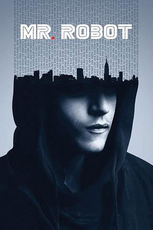 Mr. Robot 24 x 36 inch TV Series Poster