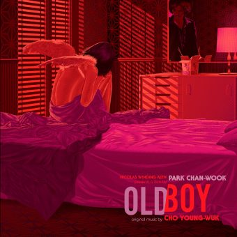 Oldboy Original Motion Picture Soundtrack – 180 GRAM