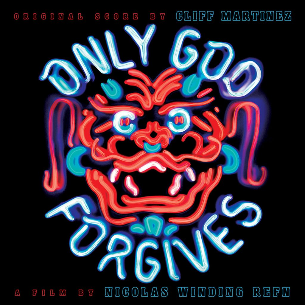 Only God Forgives: Original Motion Picture Soundtrack by Cliff Martinez Limited Edition Double LP