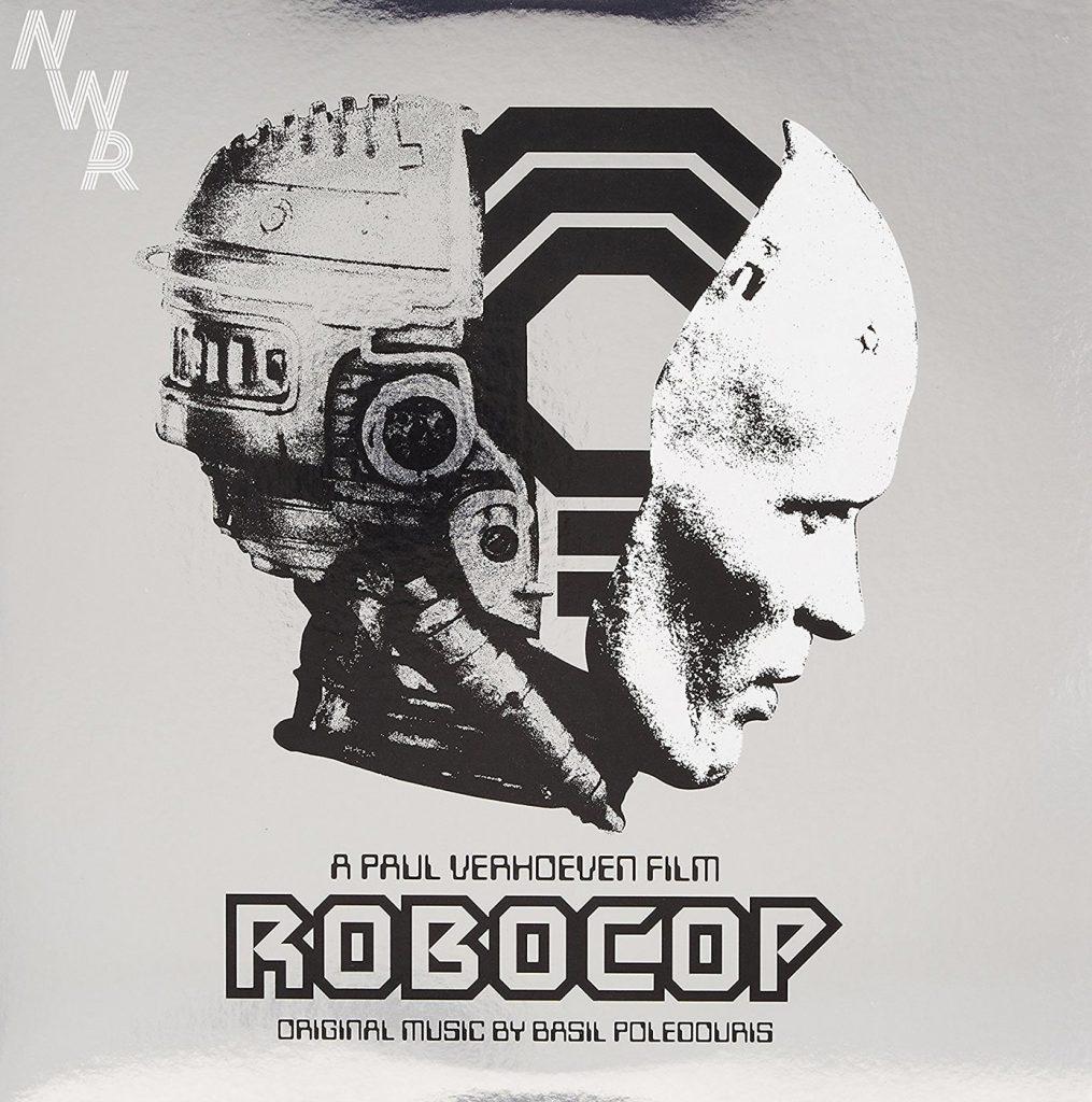 Robocop 2 LP Set-Silver Colored Vinyl, Includes Download Card