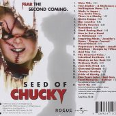 Seed of Chucky Original Motion Picture Soundtrack Music by Pino Donaggio