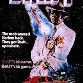 Shaft 24 x 36 inch Movie Poster