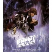 Star Wars: Episode V – The Empire Strikes Back 24 x 36 inch Movie Poster