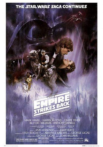 Star Wars: Episode V – The Empire Strikes Back 24 x 36 inch Movie Poster