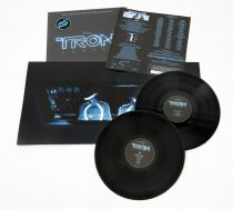 TRON: Legacy Daft Punk 2-LP Vinyl Edition Motion Picture Soundtrack