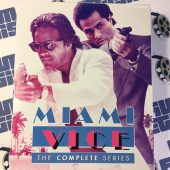 Miami Vice The Complete Series 20-Disc Box Set with the Lost Episodes