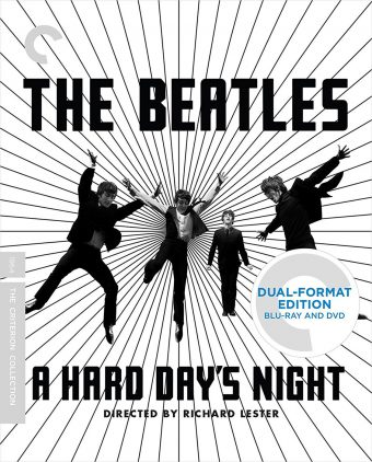 The Beatles A Hard Day's Night Criterion Collection 3-Disc Special Edition