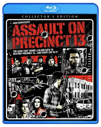 John Carpenter's Assault On Precinct 13 Collector's Edition – Shout Factory