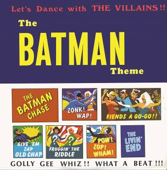 The Batman Theme Let's Dance With the Villains