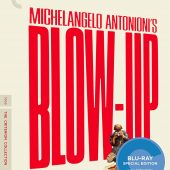 Blow-Up Blu-ray Criterion Collection Special Edition Michelangelo Antonioni