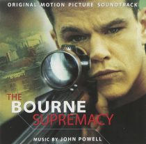 The Bourne Supremacy Original Motion Picture Soundtrack – Music by John Powell