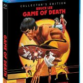 Bruce Lee's Game of Death 2-Disc Blu-ray Set Collector's Edition Shout Factory Select