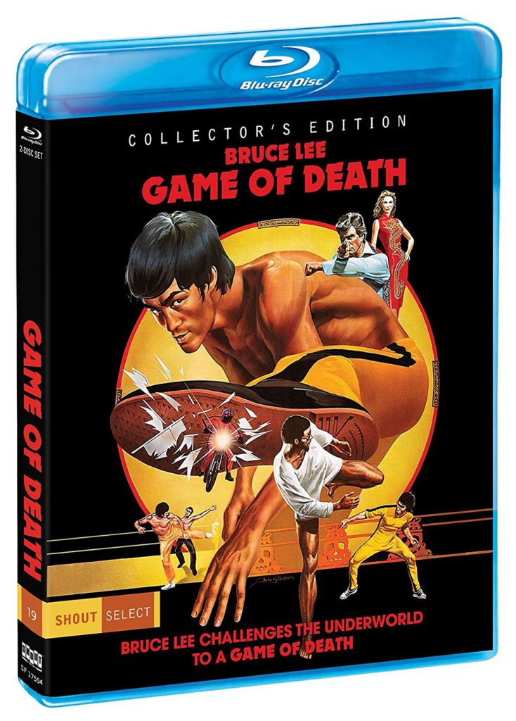 Bruce Lee's Game of Death 2-Disc Blu-ray Set Collector's Edition