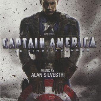 Captain America: The First Avenger Original Soundtrack Music by Alan Silvestri