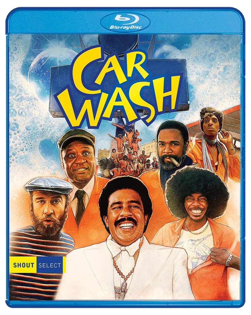 Car Wash Shout Factory Select Edition