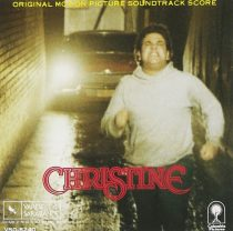 Christine Original Motion Picture Soundtrack Score by John Carpenter and Alan Howarth