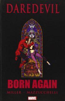Marvel's Daredevil: Born Again by Frank Miller & David Mazzucchelli