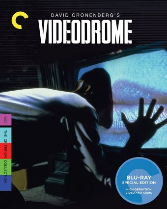 David Cronenberg's Videodrome Blu-ray Criterion Collection Edition