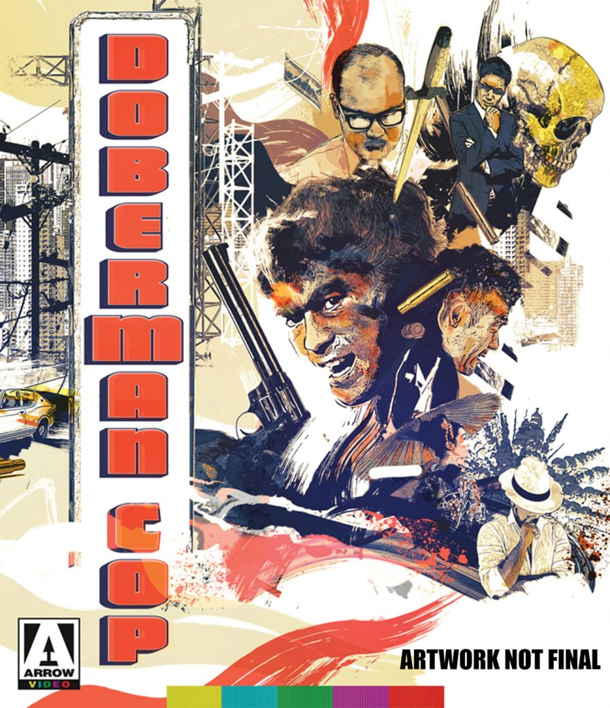 Doberman Cop 2-Disc Special Edition Blu-ray + DVD