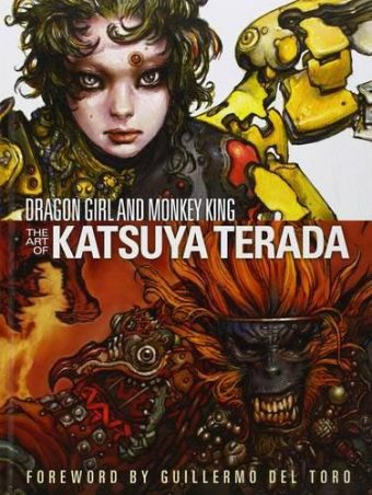 Dragon Girl and Monkey King: The Art of Katsuya Terada